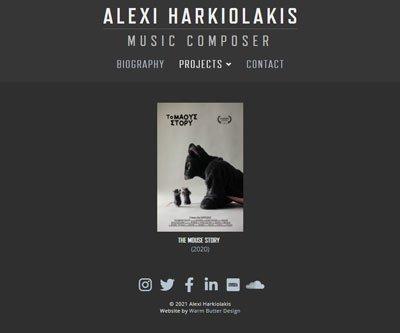 Alexi Harkiolakis