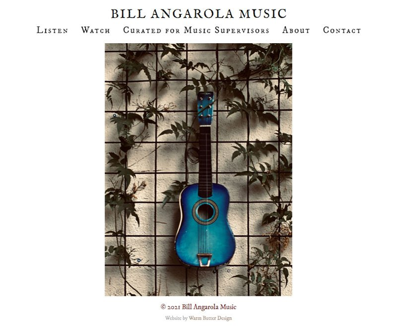 Bill Angarola