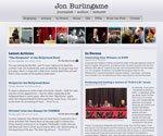 Jon Burlingame