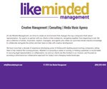 Like Minded Management